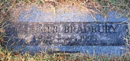 BRADBURY, COMER - Gallia County, Ohio | COMER BRADBURY - Ohio Gravestone Photos