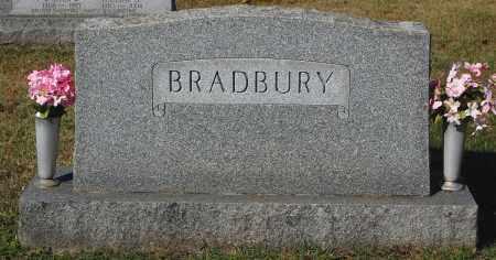 BRADBURY, FAMILY MONUMENT #2 - Gallia County, Ohio | FAMILY MONUMENT #2 BRADBURY - Ohio Gravestone Photos