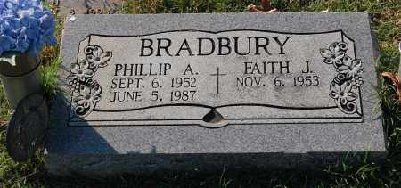 BRADBURY, FAITH J. - Gallia County, Ohio   FAITH J. BRADBURY - Ohio Gravestone Photos