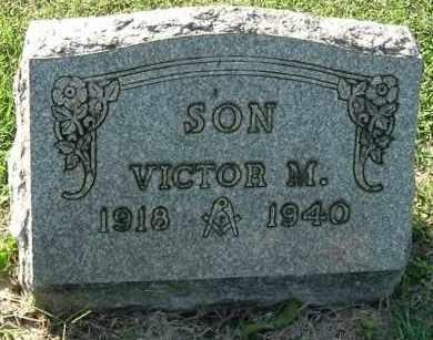 BRADBURY, VICTOR M - Gallia County, Ohio | VICTOR M BRADBURY - Ohio Gravestone Photos