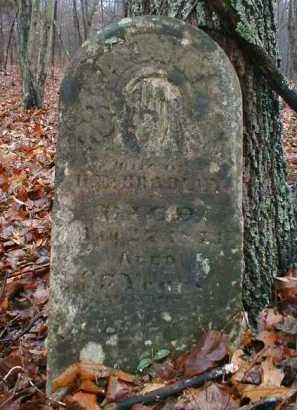 BRADLEY, ANN - Gallia County, Ohio   ANN BRADLEY - Ohio Gravestone Photos