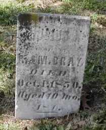 BRAY, JULIUS J. - Gallia County, Ohio   JULIUS J. BRAY - Ohio Gravestone Photos
