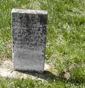 BRAY, UNKNOWN - Gallia County, Ohio | UNKNOWN BRAY - Ohio Gravestone Photos