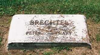 MCCARTY BRECTEL, MARY - Gallia County, Ohio | MARY MCCARTY BRECTEL - Ohio Gravestone Photos