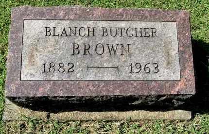 BROWN, BLANCH - Gallia County, Ohio | BLANCH BROWN - Ohio Gravestone Photos