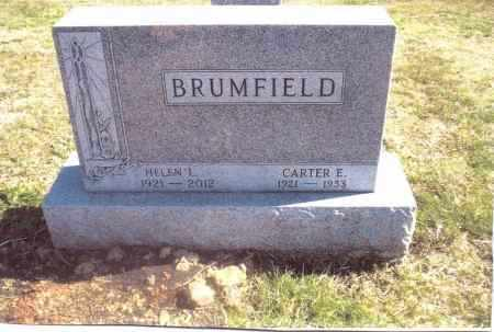 NORTH BRUMFIELD, HELEN L. - Gallia County, Ohio | HELEN L. NORTH BRUMFIELD - Ohio Gravestone Photos