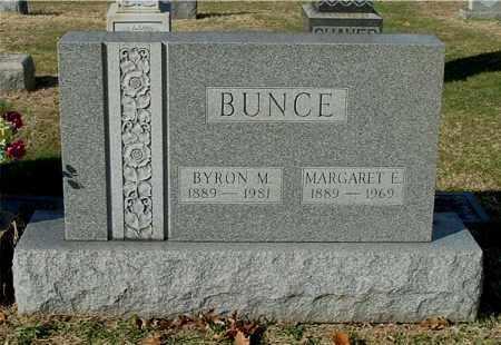 BUNCE, BYRON M - Gallia County, Ohio | BYRON M BUNCE - Ohio Gravestone Photos