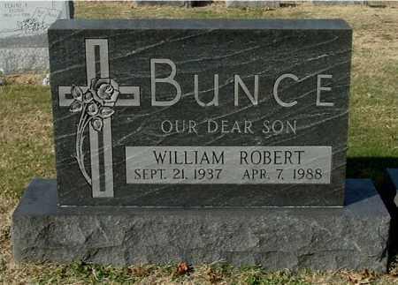 BUNCE, WILLIAM ROBERT - Gallia County, Ohio   WILLIAM ROBERT BUNCE - Ohio Gravestone Photos