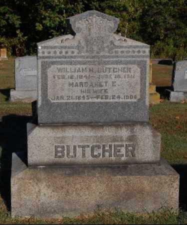 BUTCHER, MARGARET E. - Gallia County, Ohio | MARGARET E. BUTCHER - Ohio Gravestone Photos
