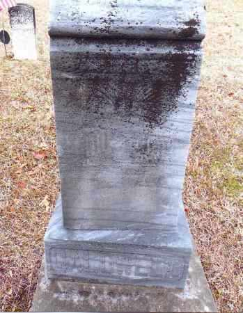 CALDWELL, ELEANOR - Gallia County, Ohio | ELEANOR CALDWELL - Ohio Gravestone Photos