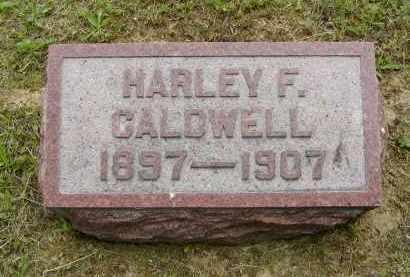 CALDWELL, HARLEY - Gallia County, Ohio | HARLEY CALDWELL - Ohio Gravestone Photos