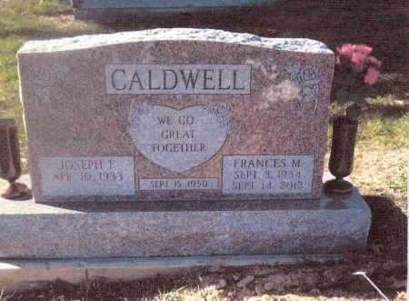 CALDWELL, JOSEPH F. - Gallia County, Ohio | JOSEPH F. CALDWELL - Ohio Gravestone Photos