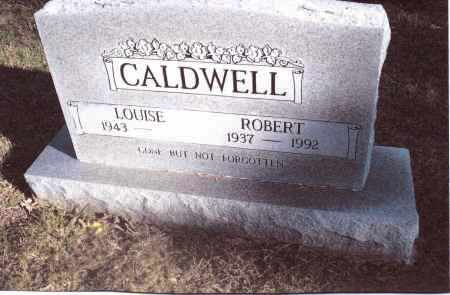 CALDWELL, ROBERT - Gallia County, Ohio | ROBERT CALDWELL - Ohio Gravestone Photos