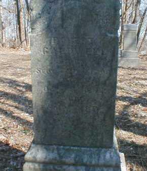 CALDWELL, ROBERT - Gallia County, Ohio | ROBERT CALDWELL - Ohio Gravestone Photos