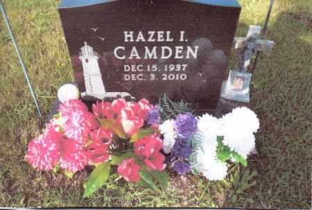 PLANTS CAMDEN, HAZEL I. - Gallia County, Ohio | HAZEL I. PLANTS CAMDEN - Ohio Gravestone Photos