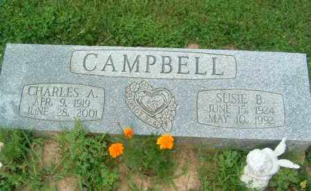 CAMPBELL, CHARLES A. - Gallia County, Ohio | CHARLES A. CAMPBELL - Ohio Gravestone Photos