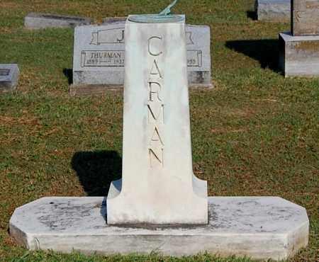 CARMAN, FAMILY MONUMENT - Gallia County, Ohio   FAMILY MONUMENT CARMAN - Ohio Gravestone Photos
