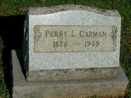 CARMAN, PERRY L - Gallia County, Ohio   PERRY L CARMAN - Ohio Gravestone Photos