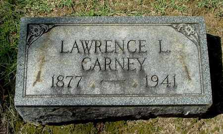 CARNEY, LAWRENCE L - Gallia County, Ohio | LAWRENCE L CARNEY - Ohio Gravestone Photos