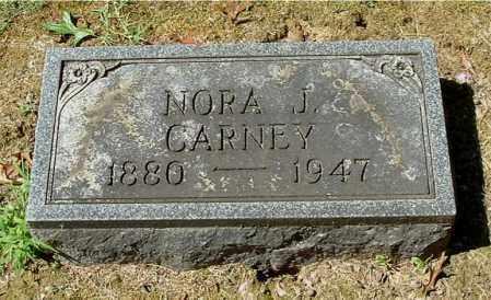 CARNEY, NORA J - Gallia County, Ohio | NORA J CARNEY - Ohio Gravestone Photos