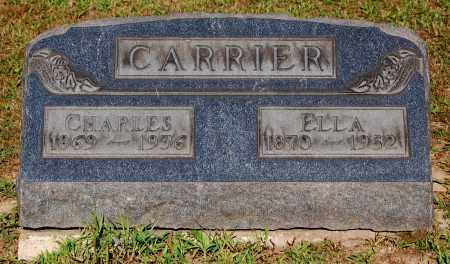 WATSON CARRIER, ELLA - Gallia County, Ohio | ELLA WATSON CARRIER - Ohio Gravestone Photos