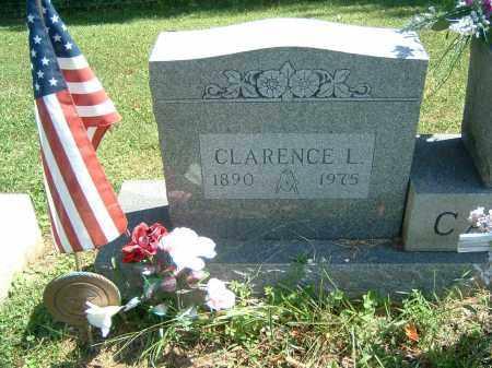 CARTER, CLARENCE L. - Gallia County, Ohio | CLARENCE L. CARTER - Ohio Gravestone Photos