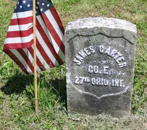CARTER, JAMES - Gallia County, Ohio | JAMES CARTER - Ohio Gravestone Photos
