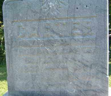 CARTER, ISABELLA A. - Gallia County, Ohio   ISABELLA A. CARTER - Ohio Gravestone Photos