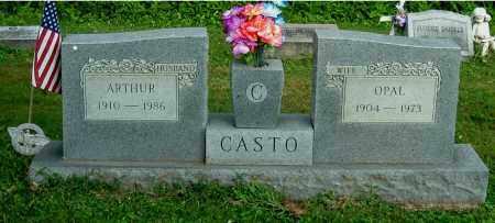CASTO, ARTHUR - Gallia County, Ohio | ARTHUR CASTO - Ohio Gravestone Photos