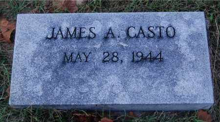 CASTO, JAMES A - Gallia County, Ohio | JAMES A CASTO - Ohio Gravestone Photos
