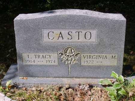 CASTO, L. - Gallia County, Ohio | L. CASTO - Ohio Gravestone Photos
