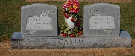 CASTO, OPHA G - Gallia County, Ohio | OPHA G CASTO - Ohio Gravestone Photos