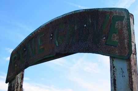 CEMETERY, PINE GROVE - Gallia County, Ohio | PINE GROVE CEMETERY - Ohio Gravestone Photos