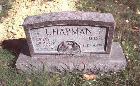CHAPMAN, EUGENE - Gallia County, Ohio | EUGENE CHAPMAN - Ohio Gravestone Photos