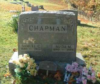 CHAPMAN, MADA M. - Gallia County, Ohio | MADA M. CHAPMAN - Ohio Gravestone Photos