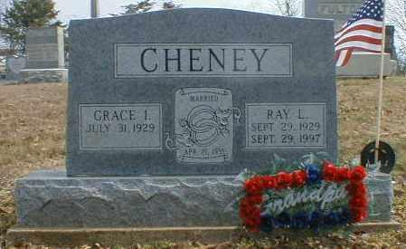 CHENEY, RAY - Gallia County, Ohio | RAY CHENEY - Ohio Gravestone Photos