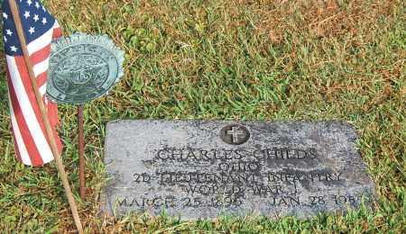 CHILDS, CHARLES - Gallia County, Ohio   CHARLES CHILDS - Ohio Gravestone Photos