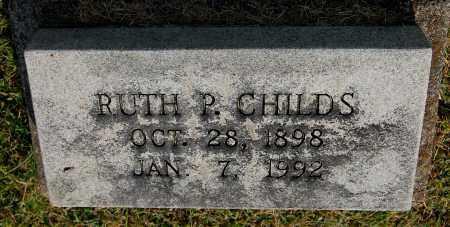 CHILDS, RUTH P - Gallia County, Ohio | RUTH P CHILDS - Ohio Gravestone Photos