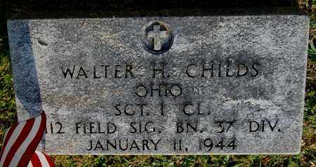CHILDS, WALTER H - Gallia County, Ohio | WALTER H CHILDS - Ohio Gravestone Photos