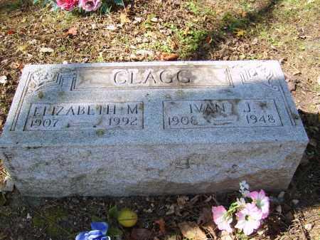 CLAGG, IVAN - Gallia County, Ohio | IVAN CLAGG - Ohio Gravestone Photos