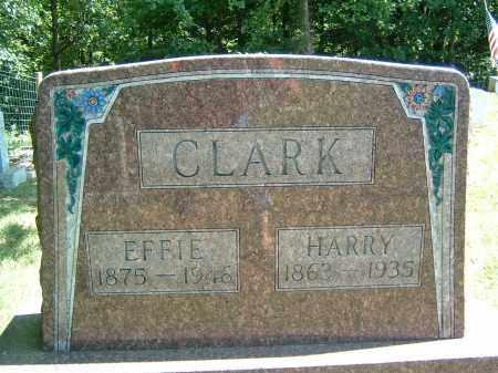 CLARK, HARRY - Gallia County, Ohio | HARRY CLARK - Ohio Gravestone Photos