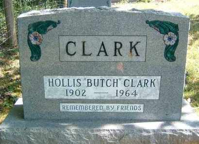 "CLARK, HOLLIS ""BUTCH"" - Gallia County, Ohio 