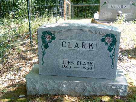 CLARK, JOHN - Gallia County, Ohio | JOHN CLARK - Ohio Gravestone Photos