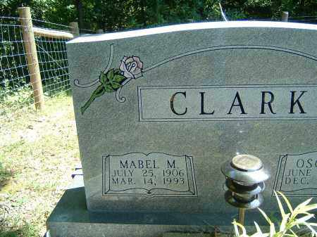 CLARK, MABEL M. - Gallia County, Ohio | MABEL M. CLARK - Ohio Gravestone Photos