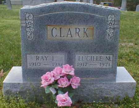 CLARK, LUCILLE - Gallia County, Ohio   LUCILLE CLARK - Ohio Gravestone Photos