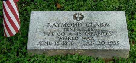 CLARK, RAYMOND - Gallia County, Ohio   RAYMOND CLARK - Ohio Gravestone Photos