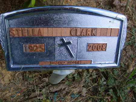CLARK, STELLA - Gallia County, Ohio | STELLA CLARK - Ohio Gravestone Photos