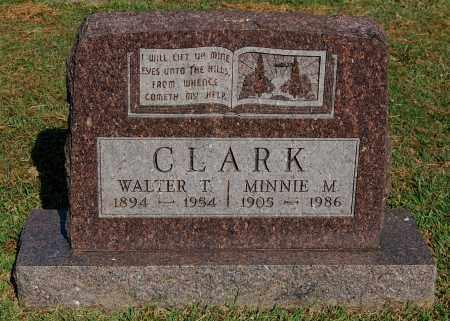 CLARK, MINNIE M - Gallia County, Ohio | MINNIE M CLARK - Ohio Gravestone Photos