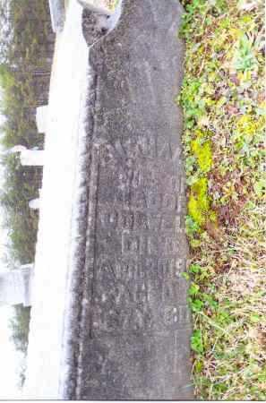 COLWELL, MAHALA - Gallia County, Ohio | MAHALA COLWELL - Ohio Gravestone Photos