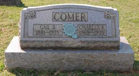 COMER, GAIL - Gallia County, Ohio   GAIL COMER - Ohio Gravestone Photos